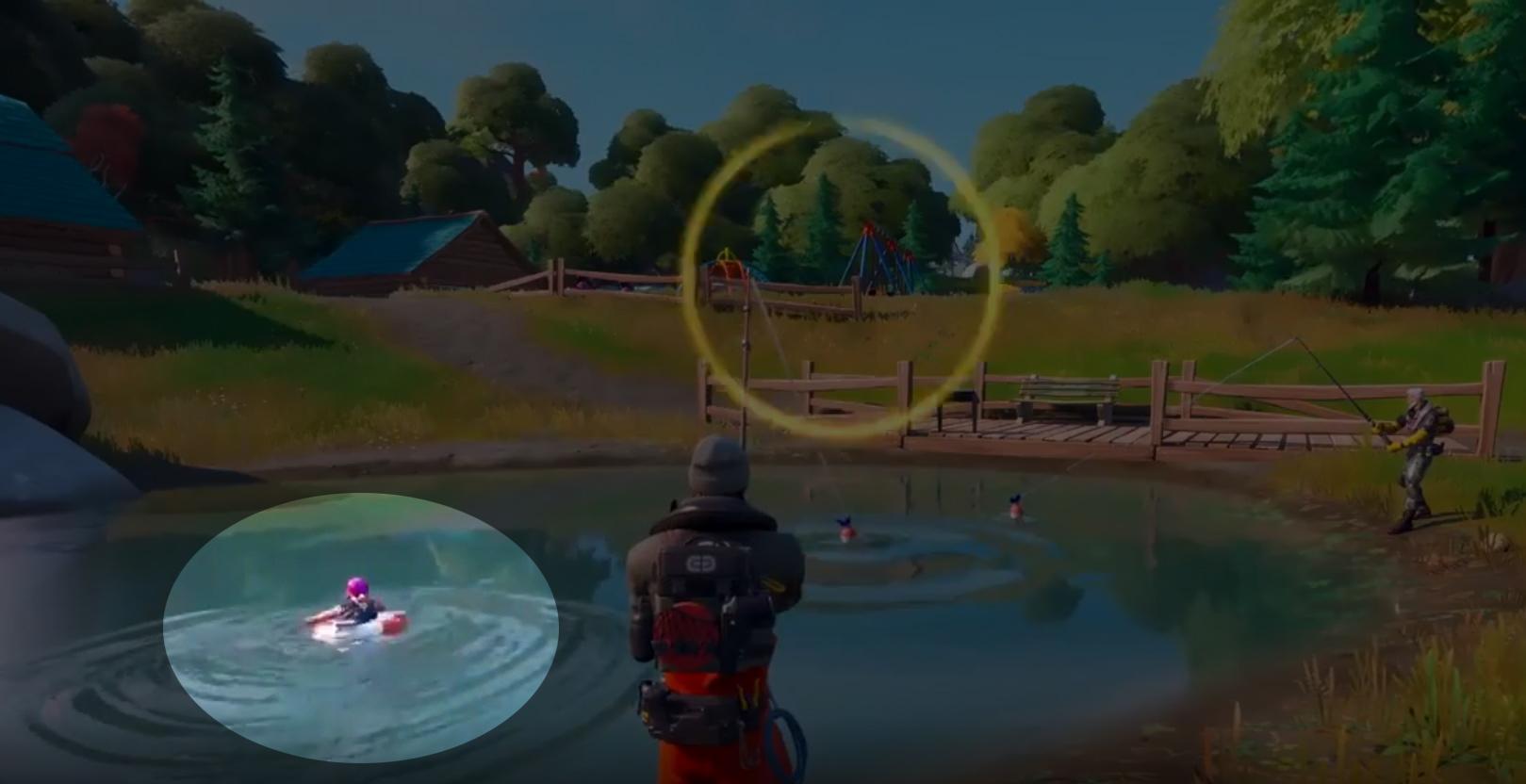 Fortnite Chapitre 2 : Plonger et nager, toutes les infos - Breakflip - Actualité, Guides et ...