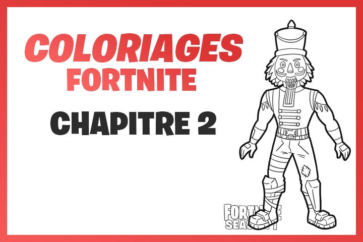 Coloriages Et Dessins Fortnite Chapitre 2 Breakflip