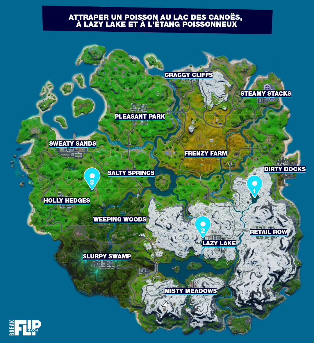 defi-fortnite-poisson-lac-lazy-etang