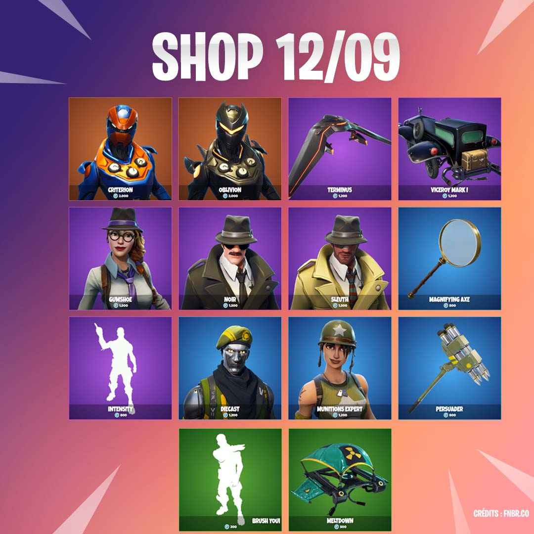 boutique fortnite 12 septembre jpg - boutique fortnite 15 septembre