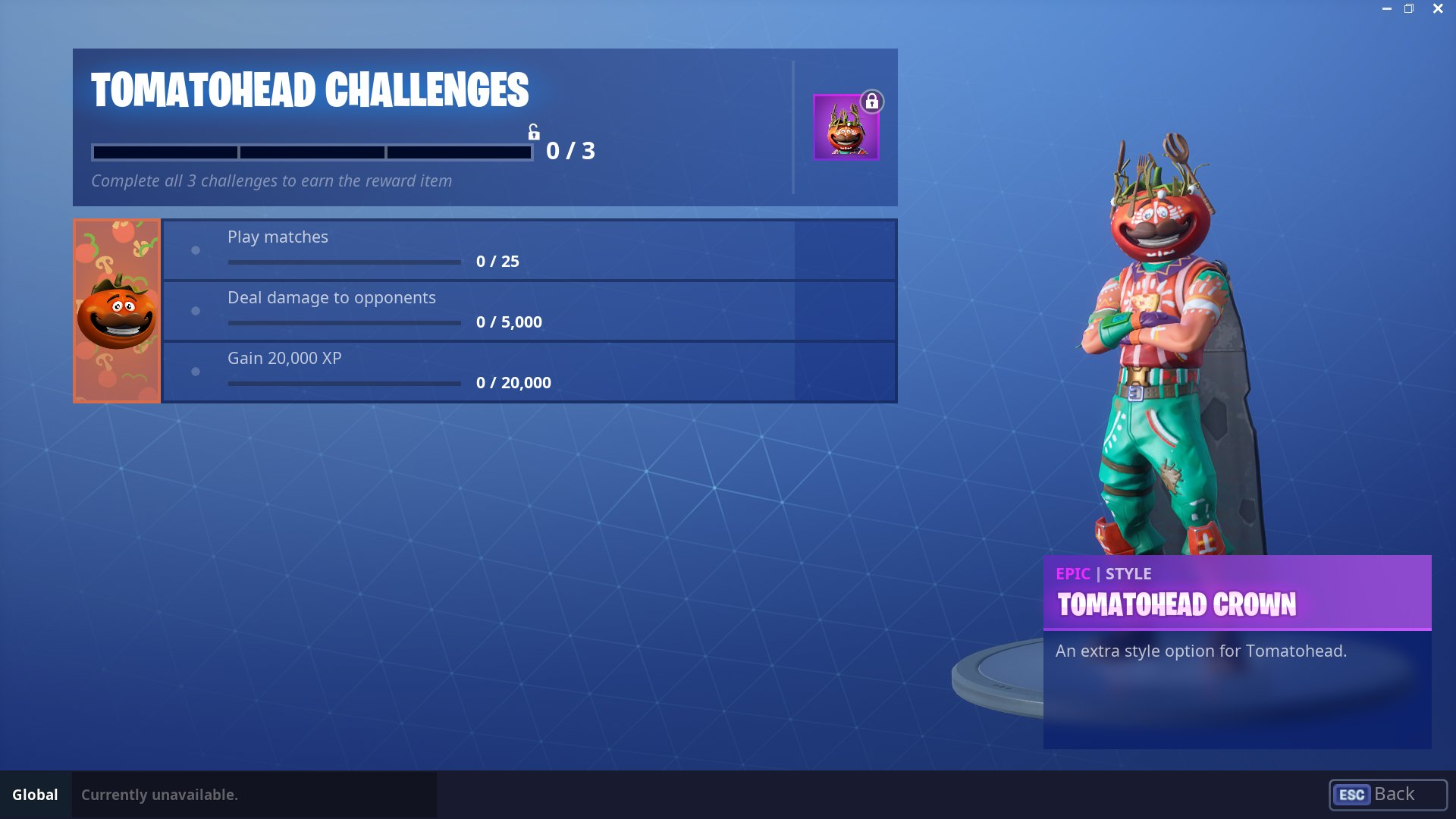 Fortnite Monsieur Tomate Skin 233 Volutif Et D 233 Fis
