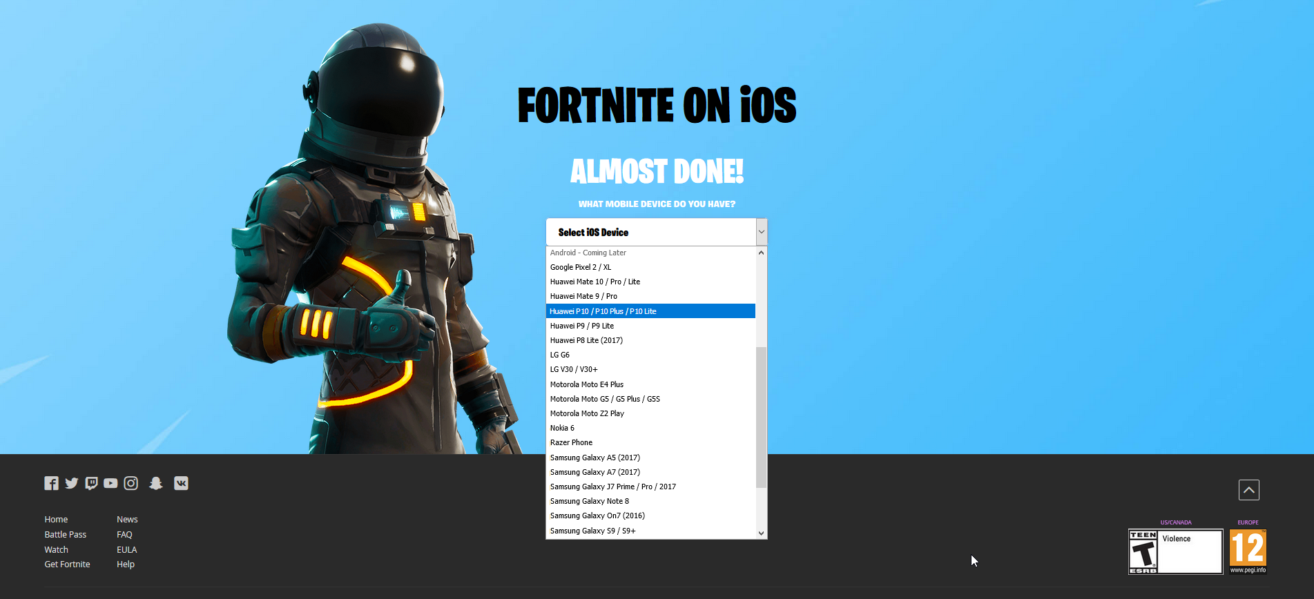 fortnite android - photo #38