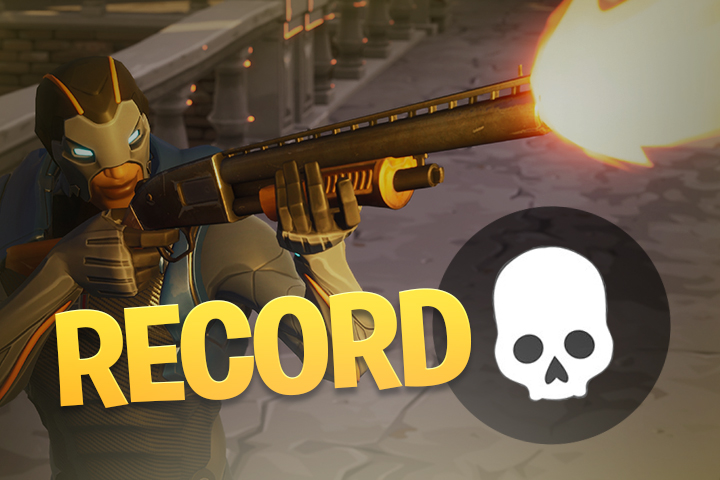 Records De Kills Sur Fortnite Breakflip Actualite Esport Et Jeu