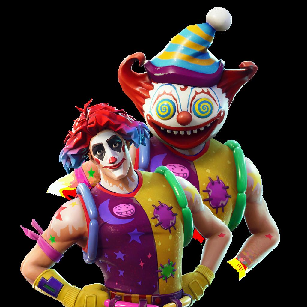 Fortnite Nouveaux Skins Et Skins Clowns Pour Le Patch 5 41