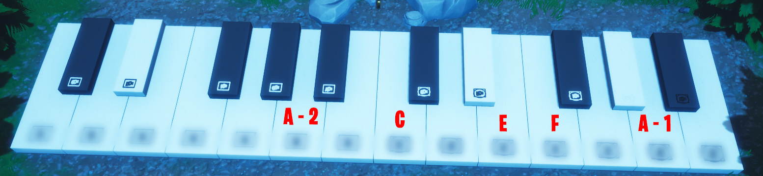 Fortnite Jouer La Partition Sur Le Piano Pr 232 S De Retail