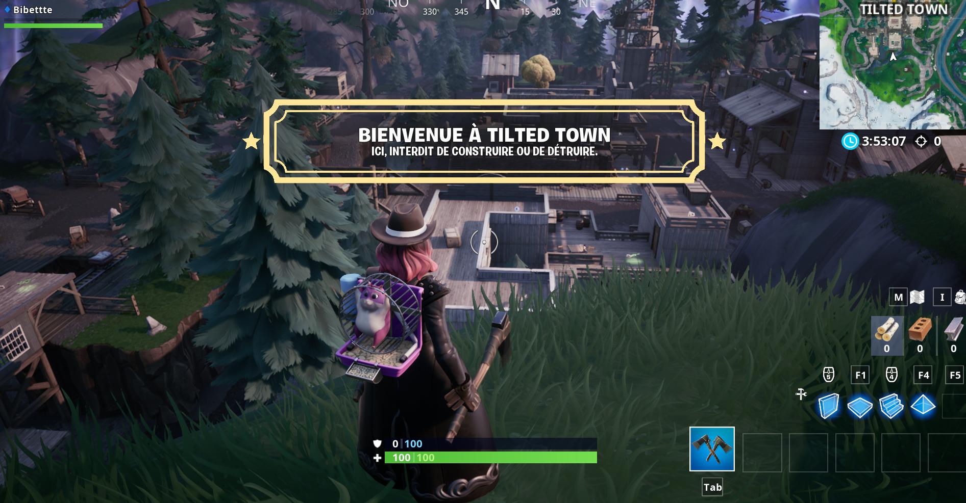 Fortnite : Neo Tilted a été remplacée par Tilted Town et ajoute 4