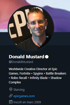 Fortnite-localisation-Donald-Mustard-Epic Games-Event