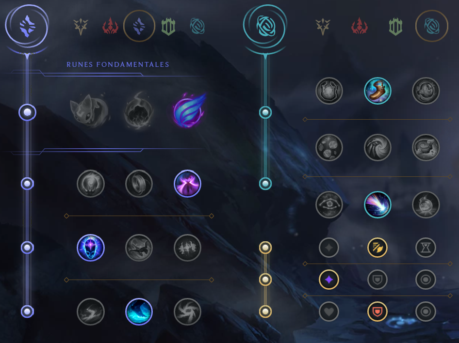 Lol Guide Nasus Runes Build Et Conseils Patch 91