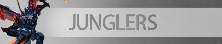 junglers