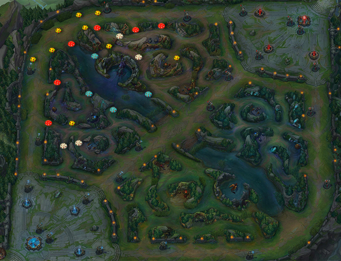 lol-teemo-guide-build-op-item-objet-top-mid-meilleur-toucan-shrom-champi-map-carte