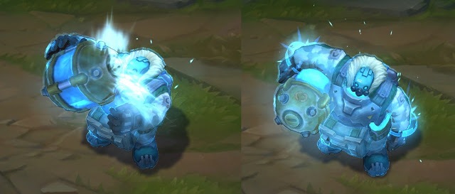 Lol Skin Gragas Arctique Patch 8 2 Breakflip