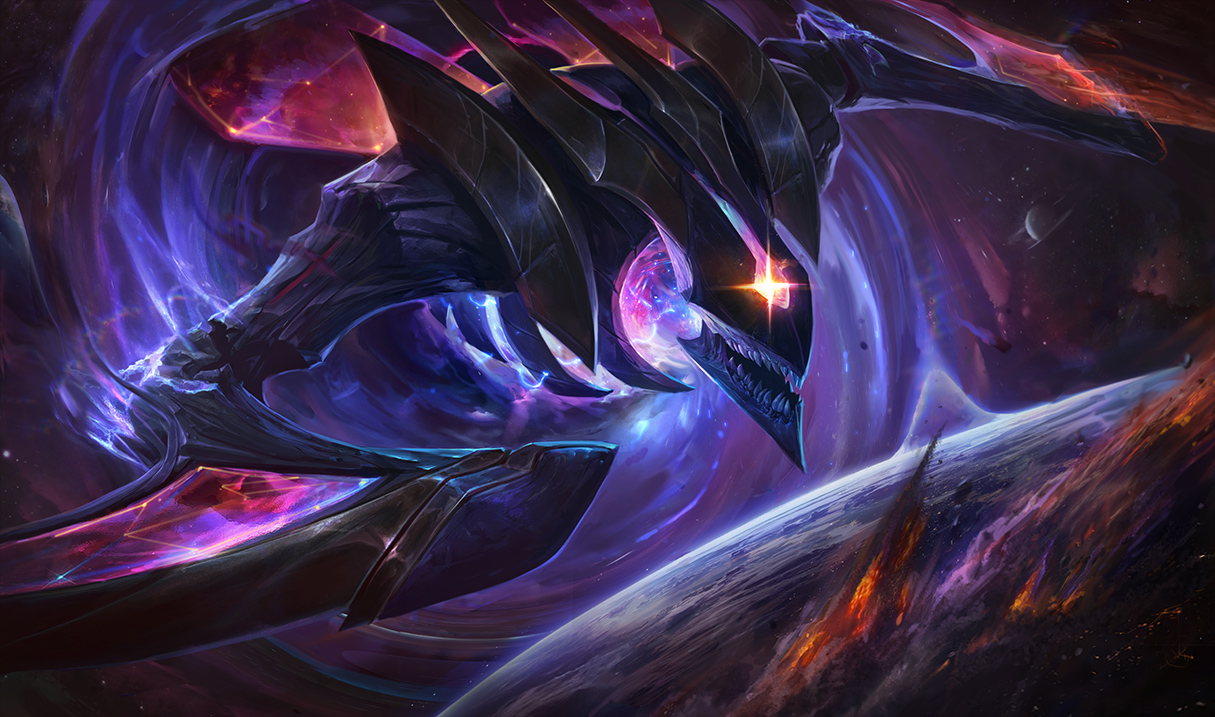 Zed Galaxy Slayer Wallpaper Hd 4k: LoL : Guide Kha'Zix Jungle Saison 8