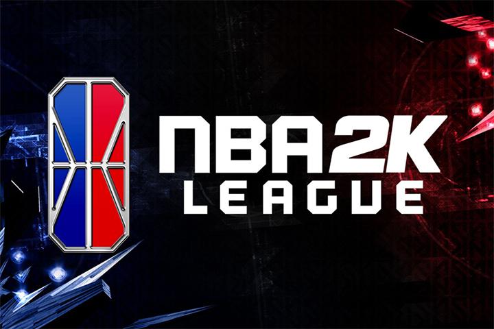 nba 2k league exclusivement sur twitch breakflip actualit esport et jeu vid o. Black Bedroom Furniture Sets. Home Design Ideas