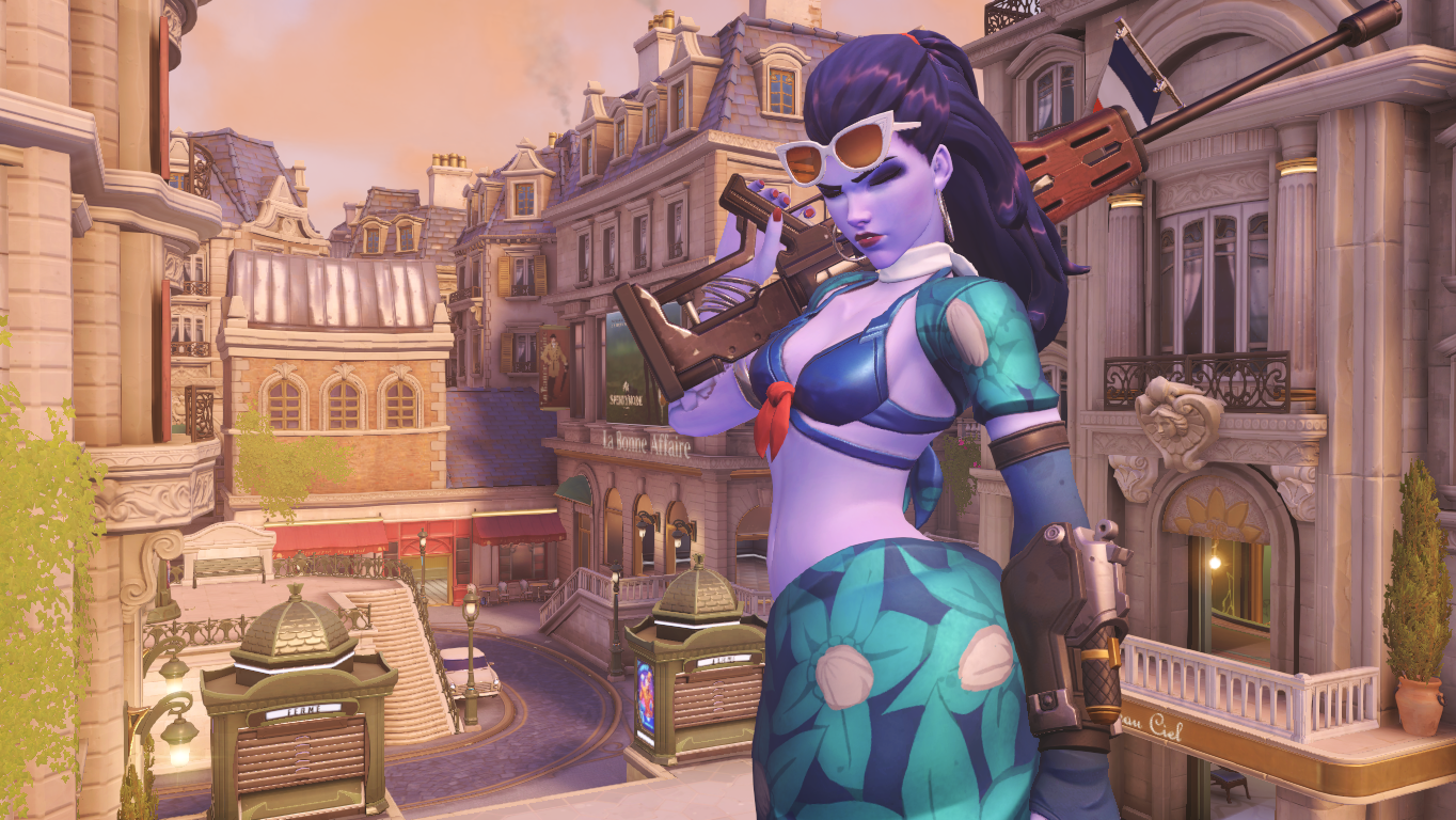 Nouvelle Map Overwatch 1