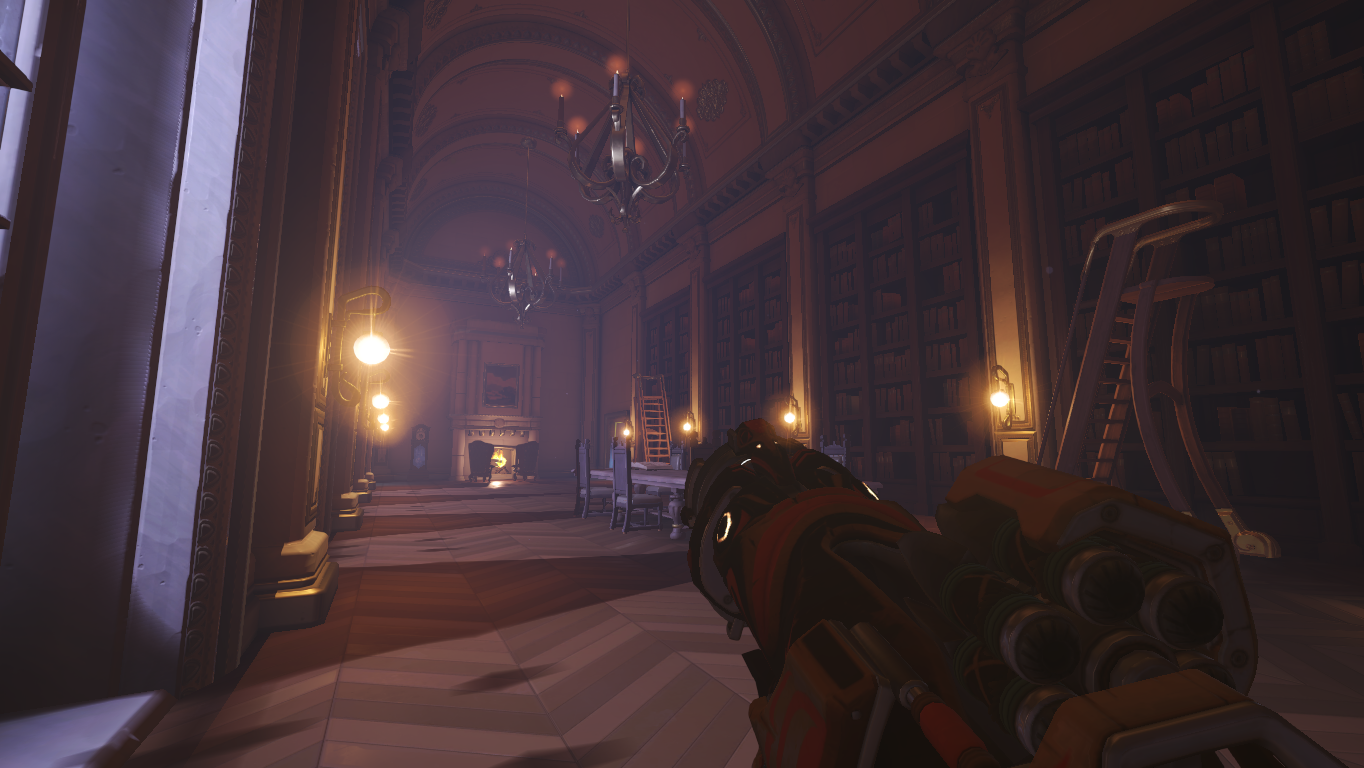Nouvelle Map Overwatch 2