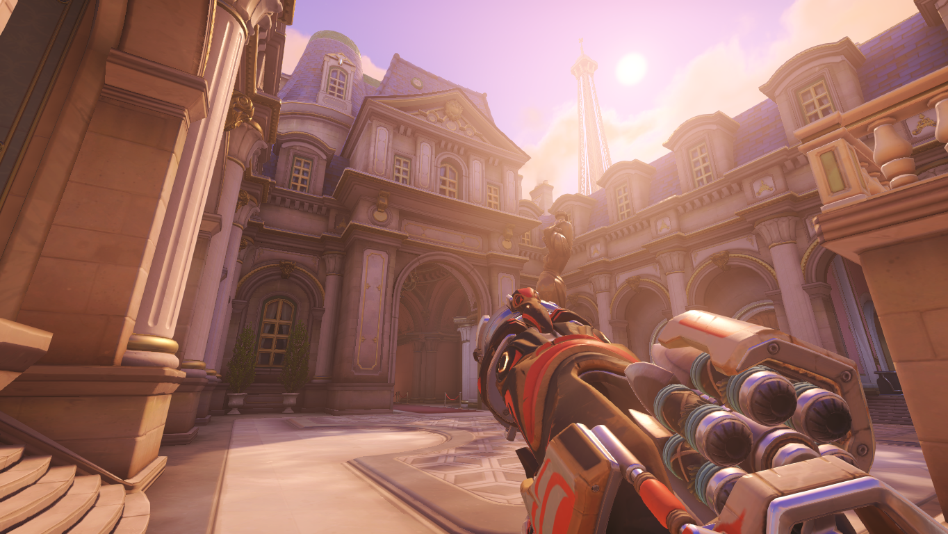 Nouvelle Map Overwatch 3