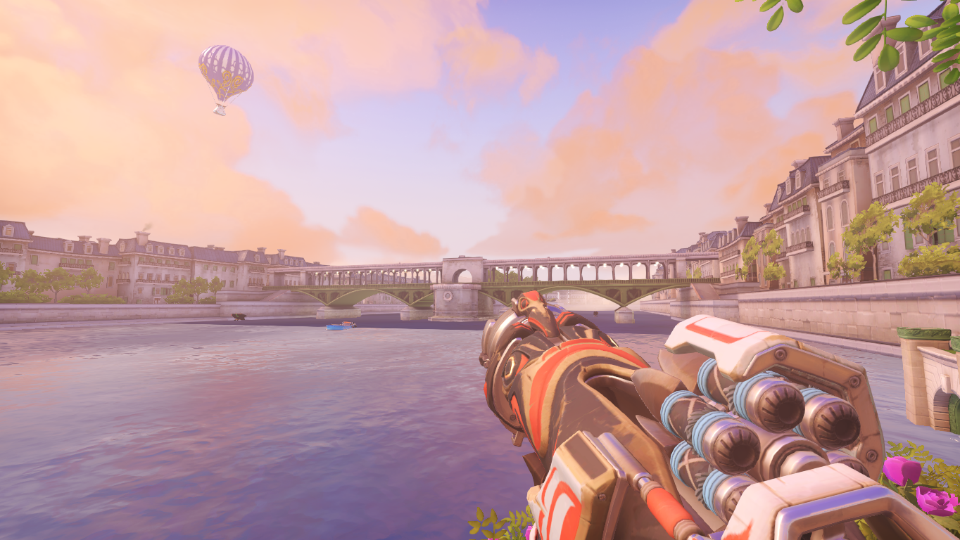 Nouvelle Map Overwatch 4
