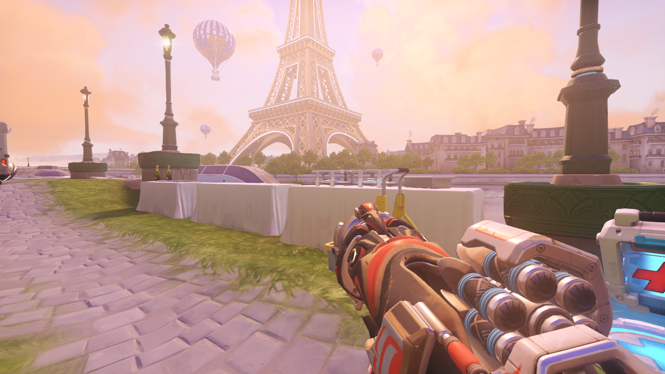 Nouvelle Map Overwatch 5