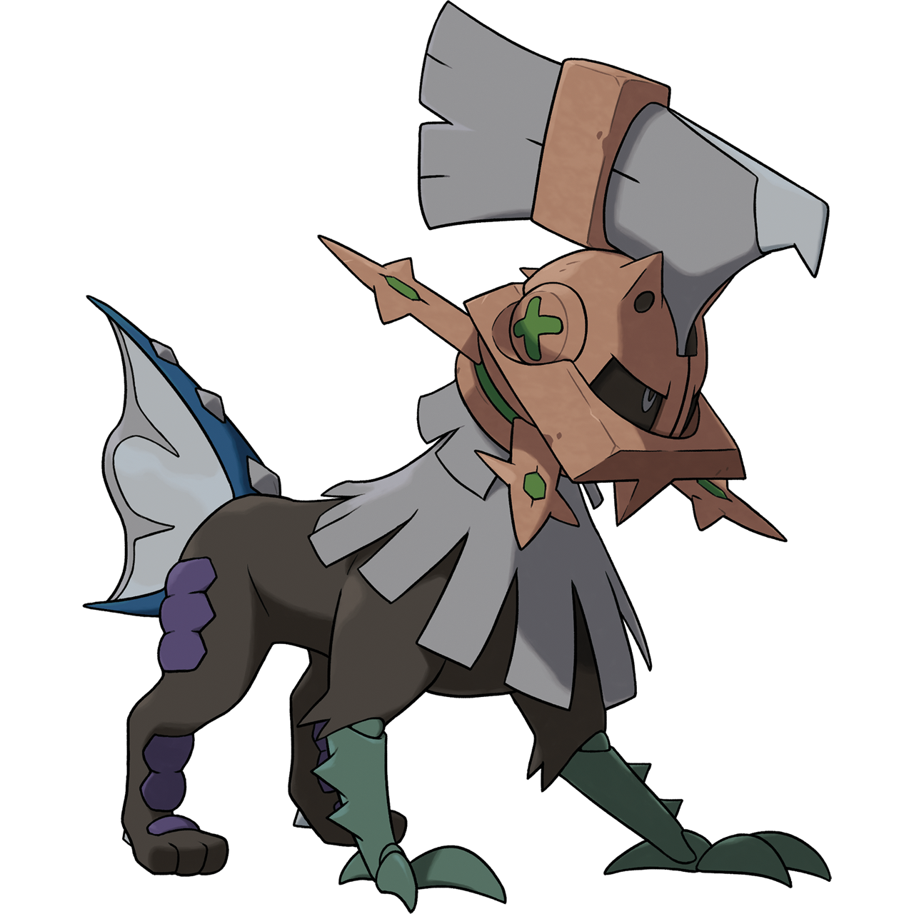 Type 0 Pokemon Ultra Soleil Et Ultra Lune 772 Breakflip