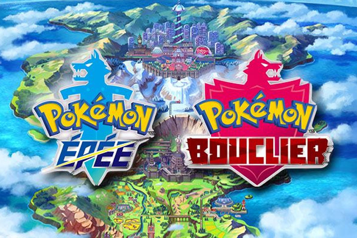 Pokemon Epee Et Bouclier Pokemon Exclusifs A Chaque Version