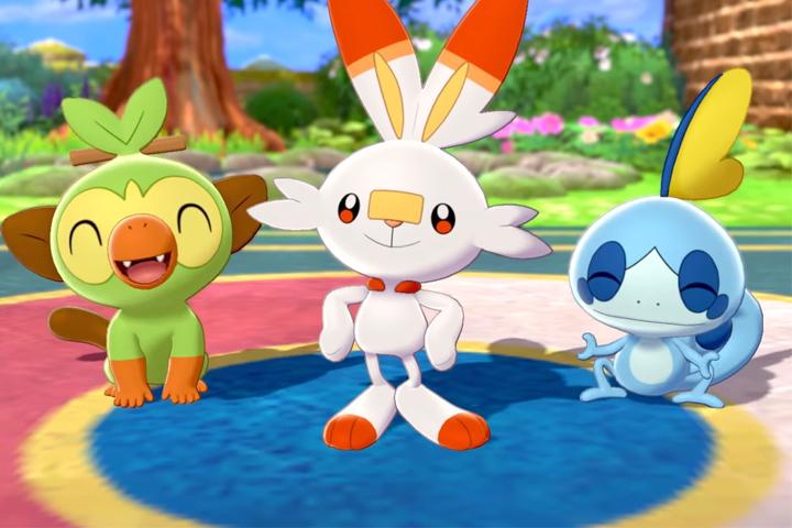 Liste Des Pokemon Dans L Ordre Du Pokedex National Pokemon Epee