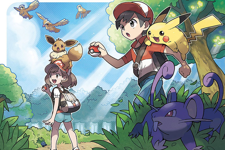 Liste Des Pokemon Dans L Ordre Du Pokedex National Pokemon Let S