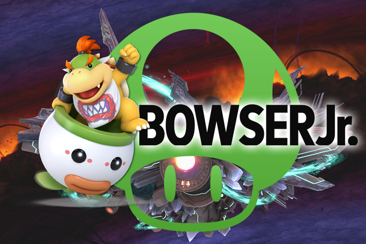 Guide Bowser Jr.
