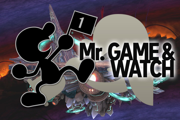 Guide Mr. Game & Watch