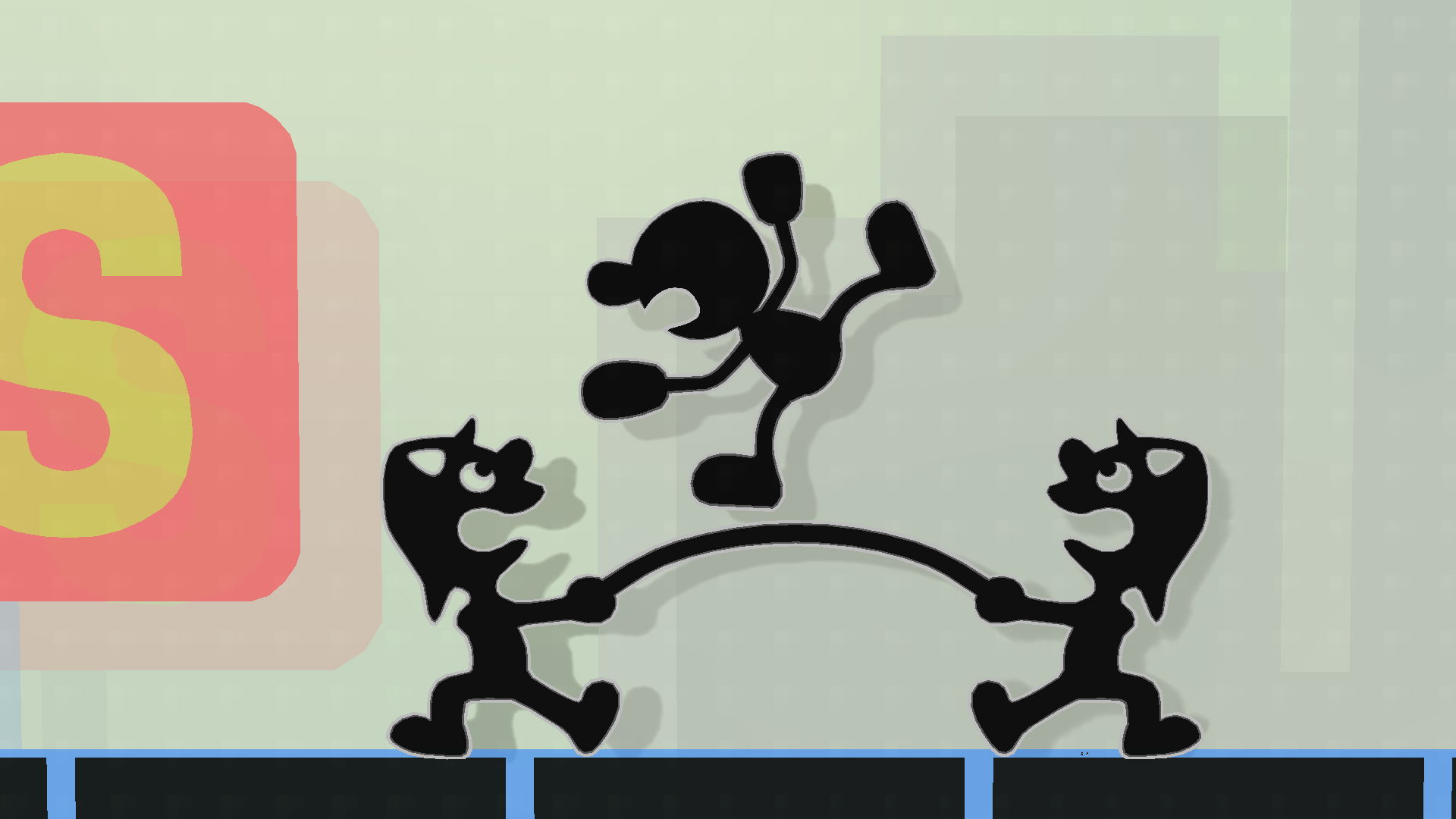 Game & Watch special haut