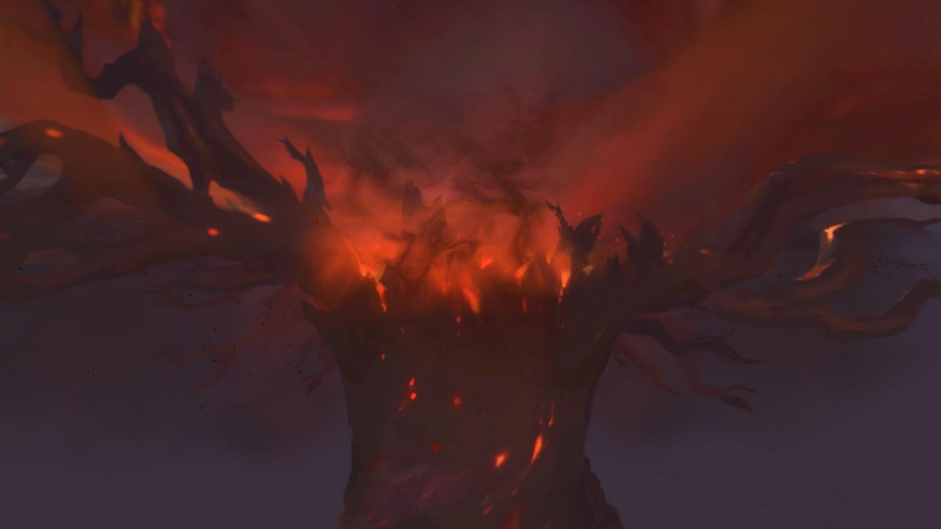 Wow Incendie De Teldrassil Breakflip Actualit 233