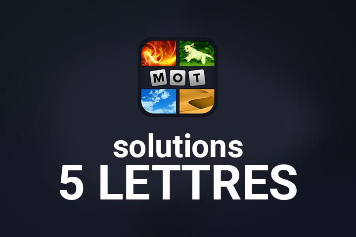 4 Images 1 Mot 5 Lettres Solution Breakflip Actualites Et Guides Sur Les Jeux Video Du Moment