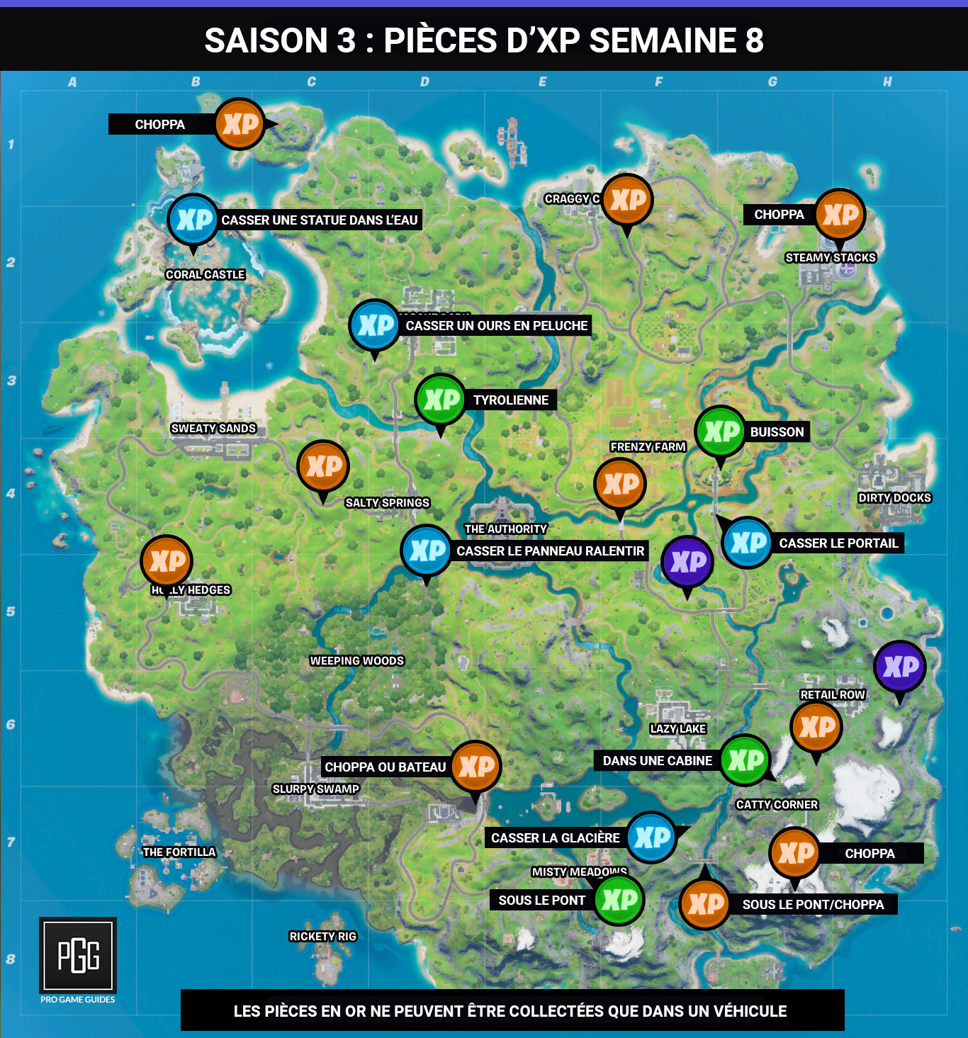 pieces-xp-semaine-8-fortnite