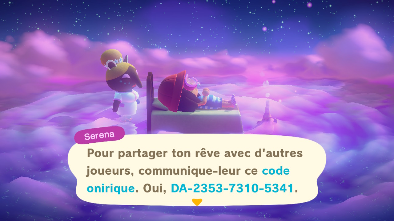 code-onirique-animal-crossing